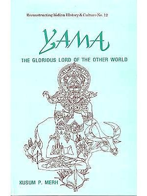 Yama The Glorious Lord of the Other World
