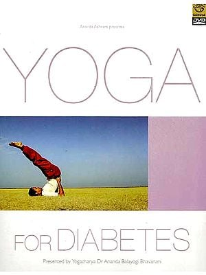 Yoga for Diabetes (DVD Video)