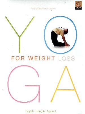 Yoga for Weight Loss (English, Francais and Espanol) (DVD Video)