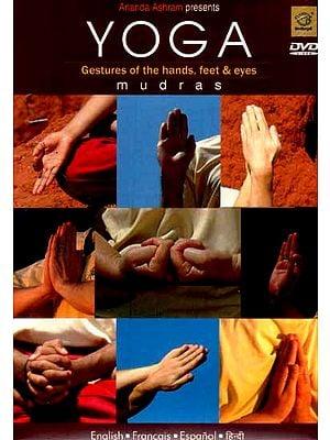 Yoga Mudras (Gestures Of The Hands, Feet & Eyes) (DVD Video)