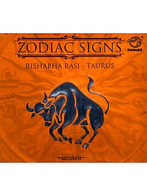 Zodiac Signs…Rishabha Rasi - Taurus (Sanskrit) (Audio CD)