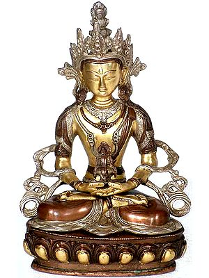 Tibetan Buddhist Deity Amitabha
