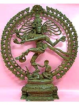 Antiquated Nataraja