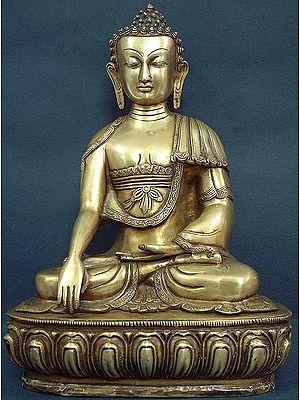 Buddha in Bhumisparsha-mudra