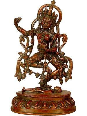 (Tibetan Buddhist Deity) Dakini