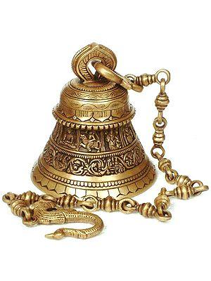 Dashavatar Hanging Bell