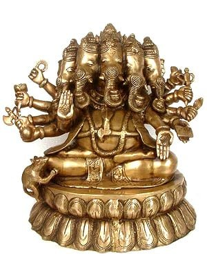Five-Headed Ganesha