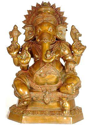 Large Size Ganesha