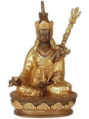 Tibetan Buddhist Deity Guru Padmasambhava