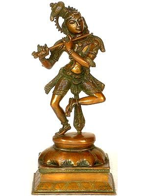 Krishna - The Lord of Music and Dance