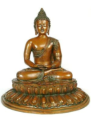 Large Size Lord Buddha in Meditation
