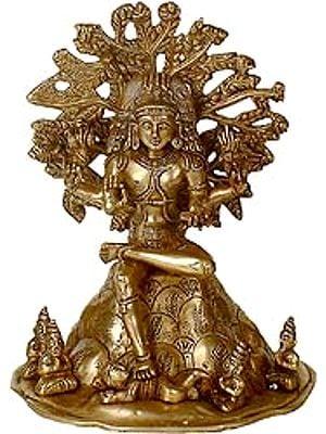 Lord Dakshinamurti Shiva