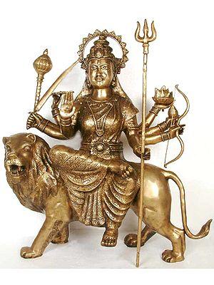 Large Size Mother Goddess Durga
