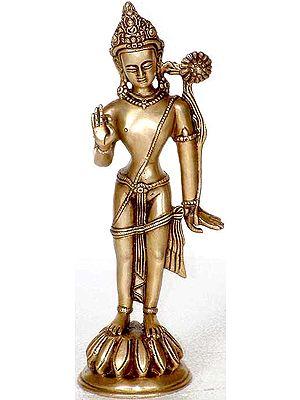 (Tibetan Buddhist Deity) Padampani Avalokiteshvara