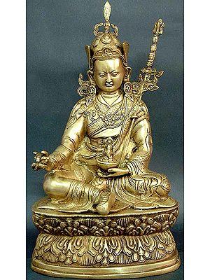 Padmasambhava or Rin Poche - Tibetan Buddhist