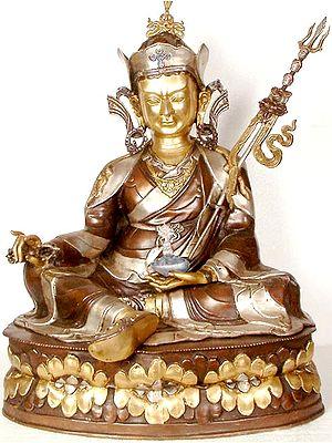Large Size Tibetan Buddhist Deity Padmasambhava