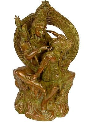 The Amours of Shiva and Parvati