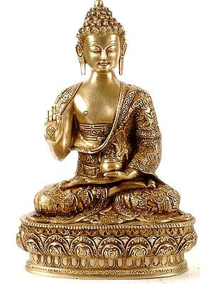 The Buddha Blesses