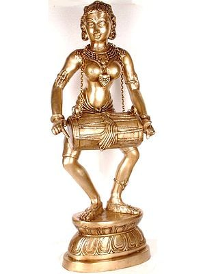 Large Size The Dancing Yakshi