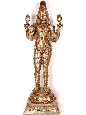 Large Size The Goddess Lakshmi
