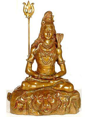 Yoga Dakshinamurti Shiva