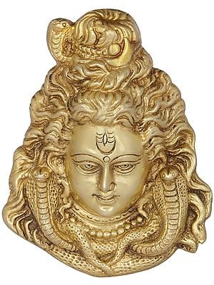 Shiva Wall Hanging Mask