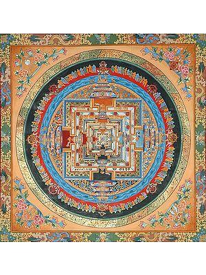 Om (AUM) Mandala