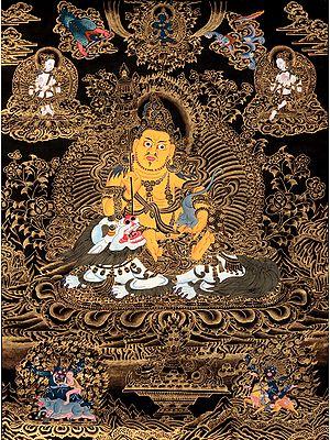 Kubera - Tibetan Buddhist God of Wealth