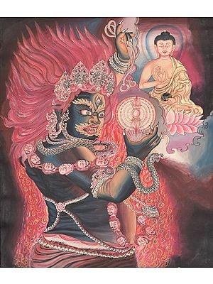 Vajrapani Buddha