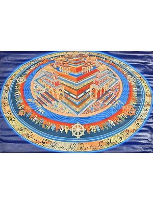The Splendour Of The Kalachakra Mandala