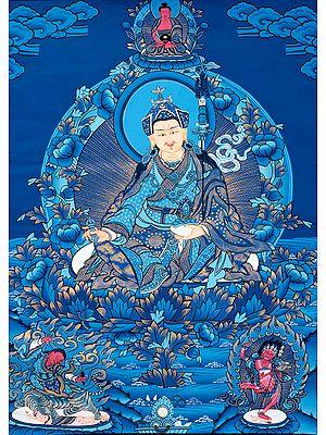 Padmasambhava -Tibetan Buddhist Deity