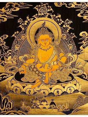 Tibetan Buddhist Deity Jambhala (Kubera): The God Who Bestows Wealth and Prosperity