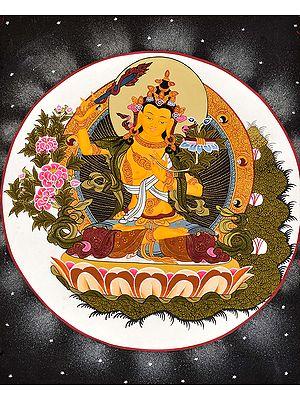 Tibetan Buddhist Deity Arapachana Manjushri