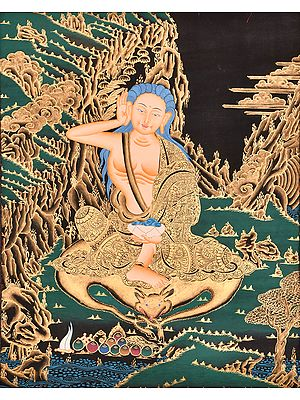 Milarepa: The Great Mystic Poet and Yogi of Tibet (Tibetan Buddhist)