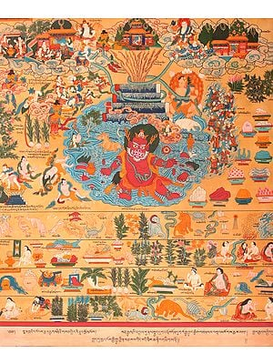 The Origin of Poisons (Tibetan Buddhist)