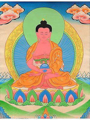 (Tibetan Buddhist) Amitabha - The Buddha of Infinite Light