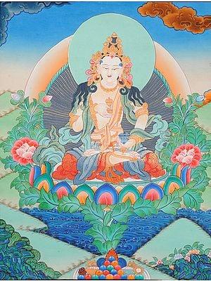 The Buddha Vajrasattva