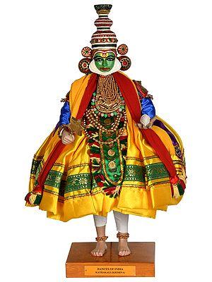 Dances Of India: Kathakali (Krishna)