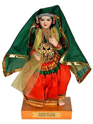 Dances Of India: Kathakali (Subhadra)