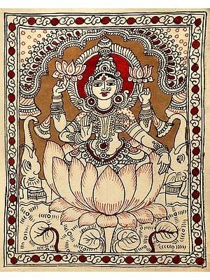 The Goddess of Prosperity
