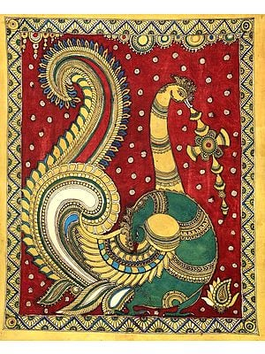 Royal Peacock Pair
