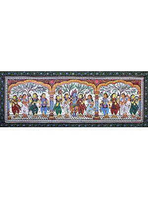 In The Company Of Lord Krishna