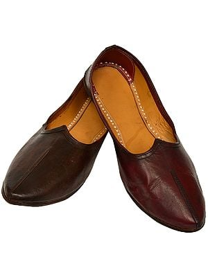 Stone-Brown Jootis for Men