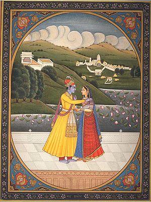 Baramasa - Month of Ashvin (Sharad)