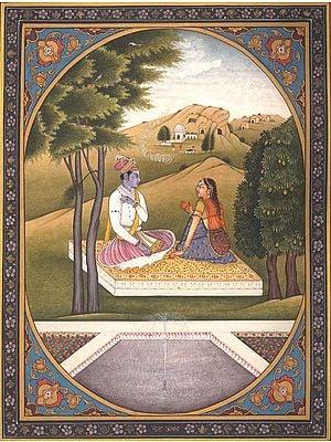 Baramasa - Month of Ashadha (Grishma)