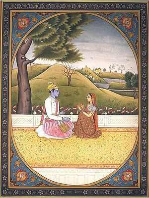 Baramasa - Month of Vaishakh (Basant)