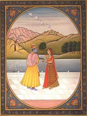 Baramasa - Month of Mrigashir (Agrahayana)