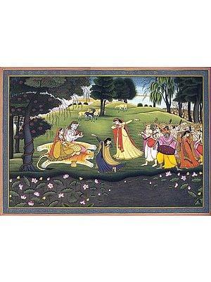 Dancing for Shiva