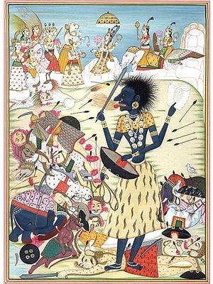 Devi's Victory