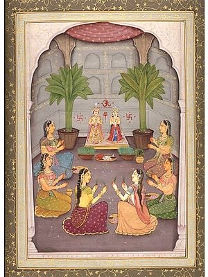 Gangaur Puja - Festival of Rajasthan